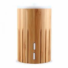 zaq bamboo lite mist aromatherapy essential oil diffuser wood 100ml