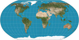 Dc Comics World Map by Geek Answers Which Map Projection Is U0027best U0027 Geek Com
