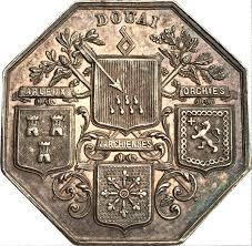 chambre de commerce douai jeton chambre de commerce de douai tokens numista