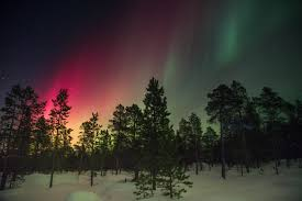 northern lights jasper national park look north 6 great places for seeing the northern lights around the
