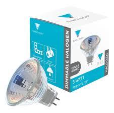 triangle bulbs t10127 5 watt mr11 halogen light bulb 6 volt 30
