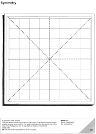 Symmetrical Shapes Worksheets Identify Lines Of Symmetry In 2 D Shapes Presented In Different