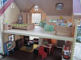 My Homemade Barbie Doll House by Calico Critters House Diy Google Search Calico Critters