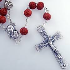 rosary from the vatican 116 best rosary images on rosary holy rosary