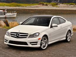New C Mercedes Benz C Class Coupe 2012 Pictures Information U0026 Specs