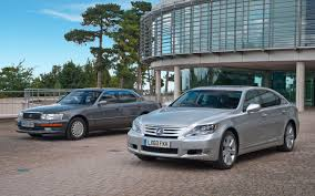 first lexus ls is more a brief timeline of lexus u0027 ls flagship