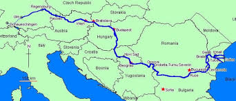 Amazon River On World Map by Remembering Romania Getting Used To Galati