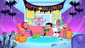 Classic Halloween Kids Movies by Teen Titans Go