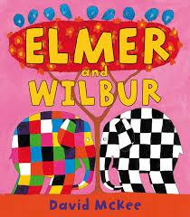 Elmer The Patchwork Elephant Story - elmer and wilbur co uk david mckee 9781842709504 books