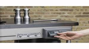 weber 15501001 performer deluxe charcoal grill 22 inch black youtube