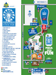 State Fair Map home