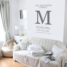 family established vinyl wall sticker by oakdene designs family established vinyl wall sticker