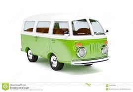 volkswagen van cartoon travel van stock illustration image 56202389