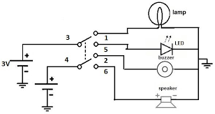 wiring a dpdt switch like a dpst switch