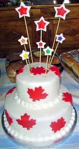Christmas Cake Decorations Canada by Canada Day Cake Good Idea For Other Counties Old Fashion July