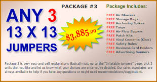 package deals ultimate jumpers