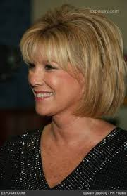 1980 bob hairstyle joan lunden s short blonde hairstyles from the 1980 google