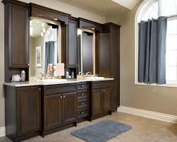 modele de chambre de bain classique vanité polyester