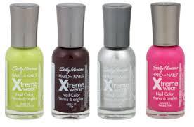 target sally hansen nail polish 09