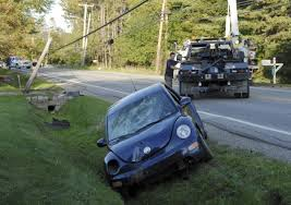 bee blamed for hampden crash u2014 bangor u2014 bangor daily news u2014 bdn maine