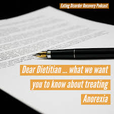 podcast dear dietitian what we want you to know about