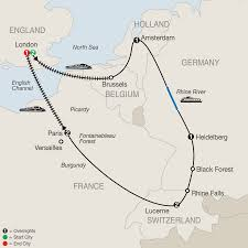 Black Forest Germany Map Germany Tours Globus Europe Tour Packages