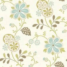 house wallpaper beacon house amelie blue modern floral trail wallpaper 2535 20678