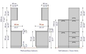 kitchen cabinet top height door design outline search planos de cocinas