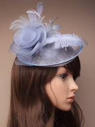 hair fascinator stunning silver grey hair fascinator uk for hair with
