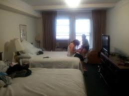 Comfort Suites New York City Our Room Picture Of Salisbury Hotel New York City Tripadvisor