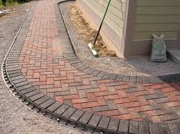 Patio 45 Patio Pavers 5 Holland Stone Paver Walkway Outdoor Living Spaces Pinterest
