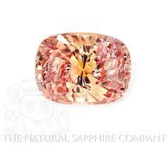 padparadscha sapphire engagement ring padparadscha engagement rings the sapphire company