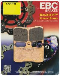 amazon com ebc brakes fa347hh disc brake pad set automotive
