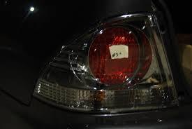 lexus is300 jdm tail lights 02 dark chrome vs jdm dark chrome vs euro dark chrome lexus is forum