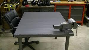 Garage Workbench Designs Steel Workbench Garage Best House Design Great Ideas Steel Workbench