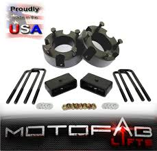 toyota tundra made in usa amazon com motofab lifts tun 3f 2r 3 front and 2 rear leveling