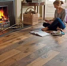 Laminate Flooring Direct Hillington Elka Caramel Oak Real Wood Engineered Flooring 14mm