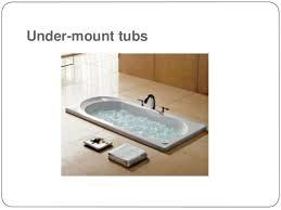 Bathtubs Types Different Types Of Bathtubs
