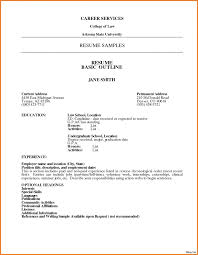 pdf resumes for high students sle resume high graduate exle for students college