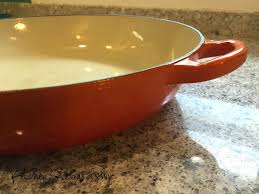 Be Our Guest Le Creuset by Nonstick Pans Are A Pain Why You Should Use Cast Iron
