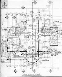 plan drawing final floor plan construction drawing jeffrey a lees aia