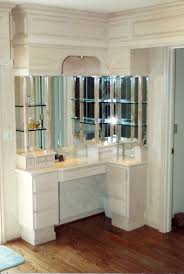 table delectable makeup bathroom vanity great with table of modern