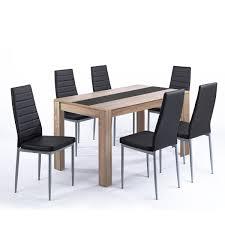 stühle küche tischgruppe pegasus esszimmer küche tisch sonoma eiche 6 stühle in