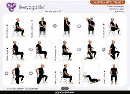 yoga poses pictures printable printable chair yoga routines chair yoga for seniors at bristol