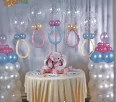 Baby Shower Decor Ideas by