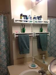 Ideas For Bathroom Shelves 6 Space Savers For Small Bathrooms Space Saving Bathroom Ideas