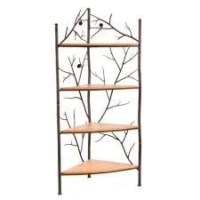 Bakers Rack Amazon Furniture Cheap Metal Corner Bakers Rack Ideas With 4 Tier Glass