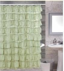 Bright Green Shower Curtain Bright Ideas Green Shower Curtain Foter Curtains Ideas