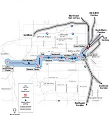 rtd rail map project map