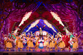 theater review u201cdisney u0027s beauty beast u201d enchants